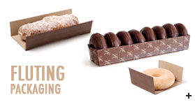Fluting packaging